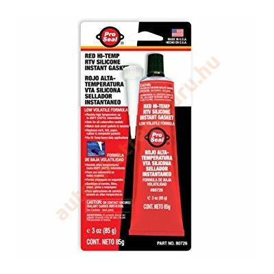 Motortömítő szilikon piros Pro Seal 85gr.