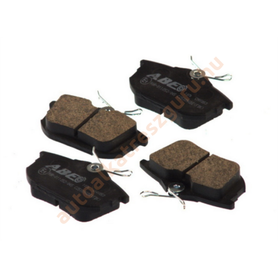 ABE - C25009ABE - Fékbetét hátsó