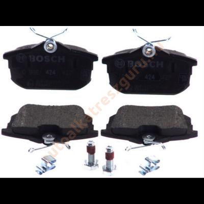 Bosch - 0986424427 - Fékbetét hátsó