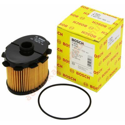 Bosch - 1457431703 - Üzemanyagszűrő