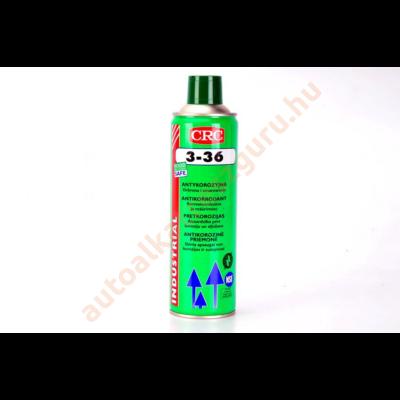 Alvázvédő spray bitumenes 500ml. CRC 3-36
