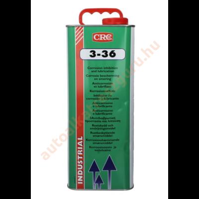 Alvázvédő  bitumenes 5l. CRC 3-36
