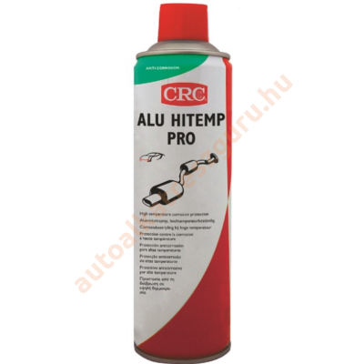 Alvázvédő spray bitumenes 500ml. CRC Alu Hitemp Pro