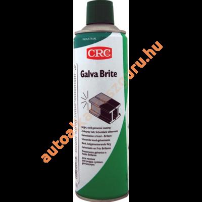 Alvázvédő spray bitumenes 500ml. CRC Galva Brite
