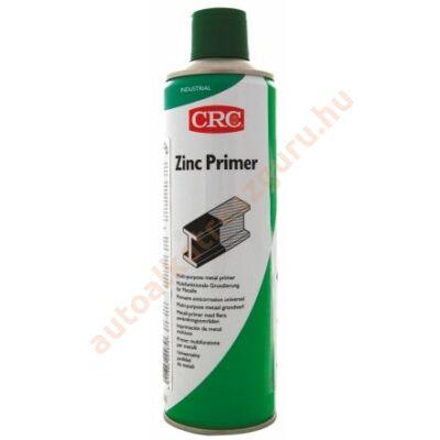 Alvázvédő spray bitumenes 400ml. CRC Zinc Primer