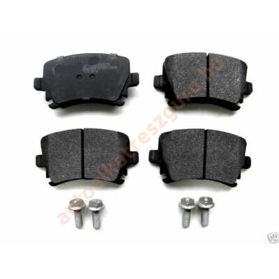 Juratek - JCP1636 - Fékbetét hátsó