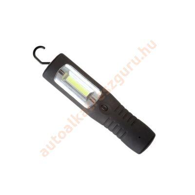 Steck lámpa COB ledes 12V 230V Lena