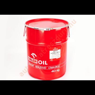 Csapágy kenőzsír lítiumos EP2  40kg. Orlen