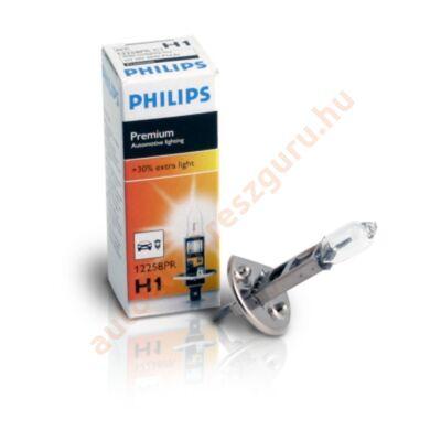 Philips 12258 Premium Plus H1 izzó 12V 55W