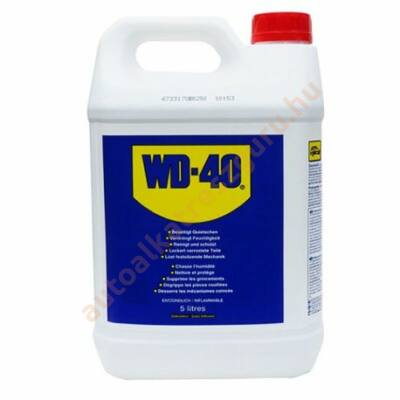 WD-40 5l.